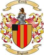 Couch Family Crest