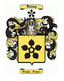 DeLong Family Crest