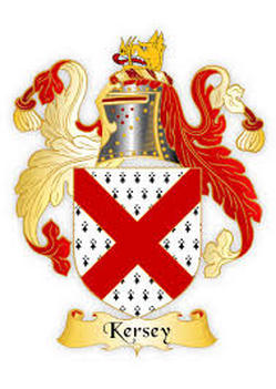 Kersey Family Crest