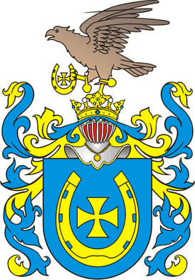 Domeyko Family Crest