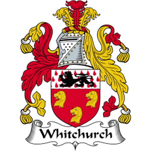 Whitchurch Family Crest