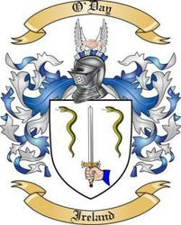 O'Day Family Crest