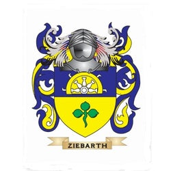 Ziebarth Family Crest