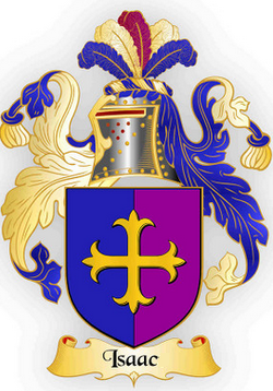 Isaac Family Crest