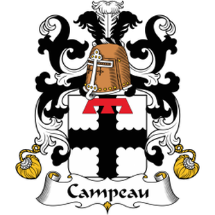 Campeau Family Crest