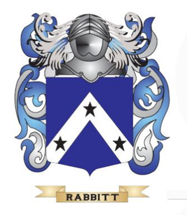 Rabbitt Family Crest