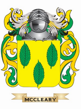 McCleary Family Crest