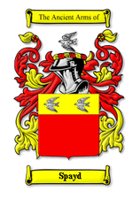 Spayd Family Crest