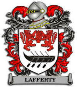 Lafferty Family Crest