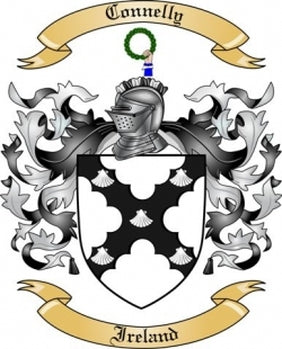 Connelly Family Crest
