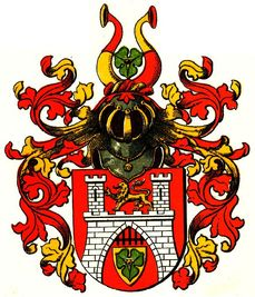 Hannover Family Crest