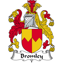 Bromley Family Crest
