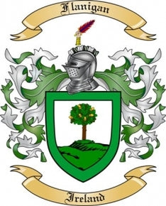 Flanigan Family Crest