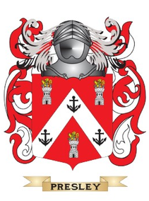 Presley Family Crest