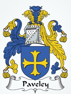Paveley Family Crest