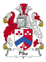 Pike Family Crest