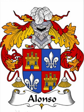 Alonso Family Crest