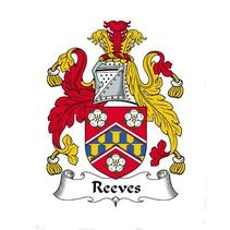 Reeves Family Crest
