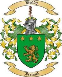 Keddy Family Crest