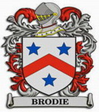 Brodie Family Crest