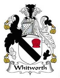 Whithworth Family Crest