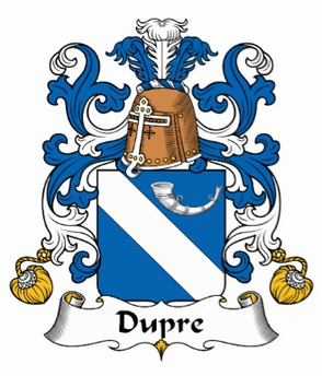 Dupre Family Crest