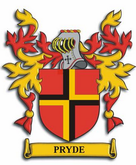 Pryde Family Crest
