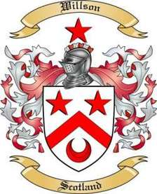 Willson Family Crest