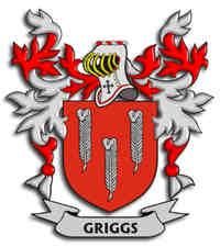Griggs Family Crest