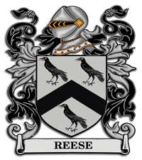 Reese Family Crest