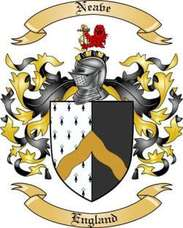 Neave Family Crest