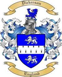 Dickerson Family Crest
