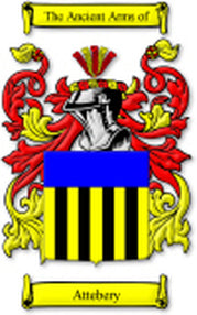 Attebery Family Crest