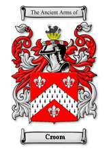 Croom Family Crest