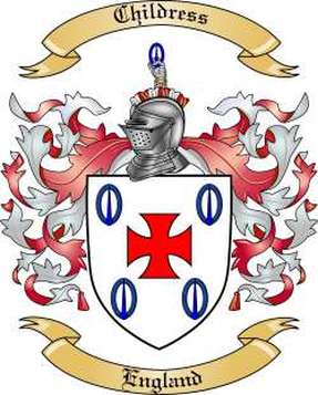 Childress Family Crest