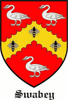Swabey Family Crest