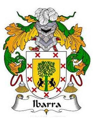 Ibarra Family Crest