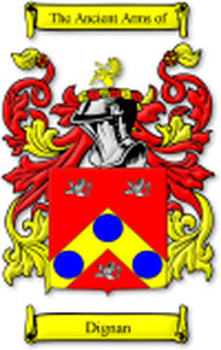 Dignan Family Crest