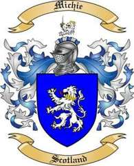 Michie Family Crest