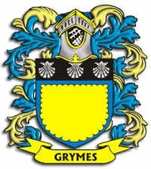 Grymes Family Crest