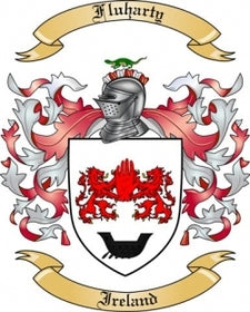 Fluharty Family Crest