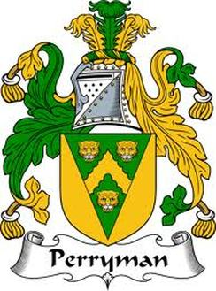 Perryman Family Crest