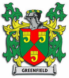 Greenfield Family Crest