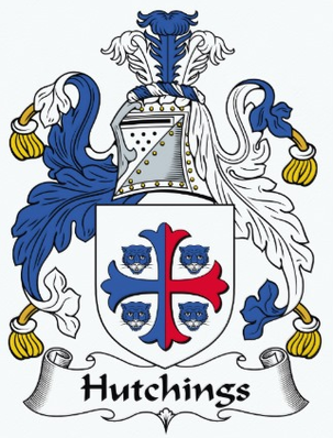 Hutchings Family Crest