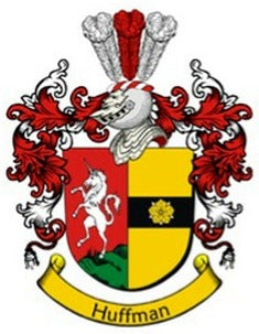 Huffman Family Crest