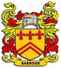 Barbour Family Crest