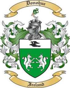 Donohue Family Crest