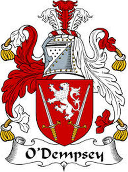 O'Dempsey Family Crest