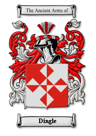 Dingle Family Crest