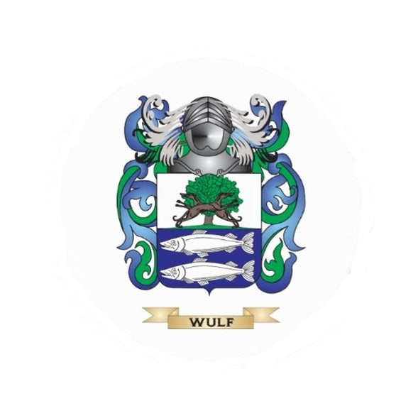 Wulf Family Crest
